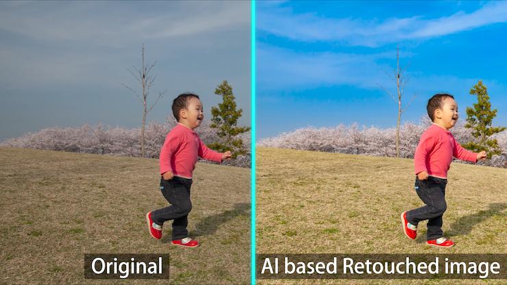AIで画質を向上できる技術、物体の細部まで認識可能に